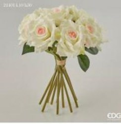 214014.10 BOUQUET ROSE BIANCHE